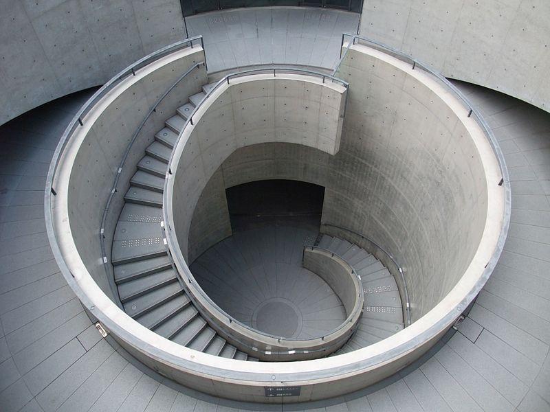 Hyogo prefectural museum of art_Tadao Ando_fot.Tak1701d_CC BY-SA 3.0