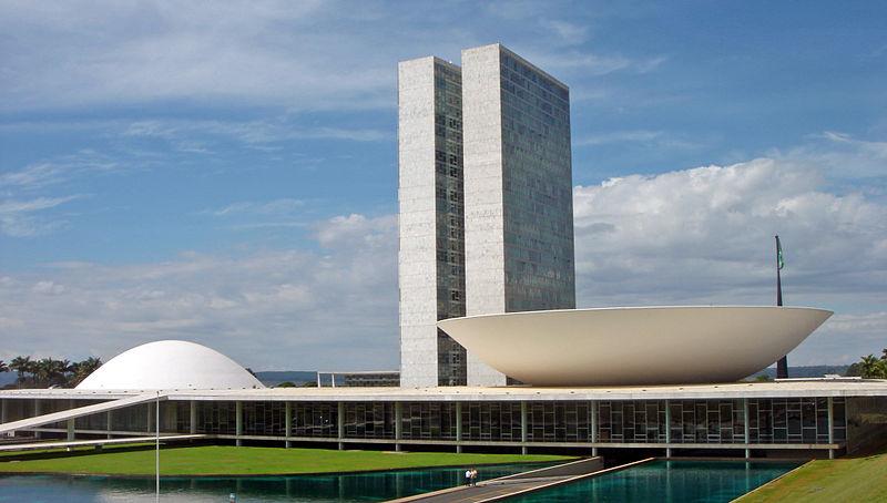 Miasto Brasilia,proj.Oscar Niemeyer,fot.Mariordo,zdj�cie w domenie publicznej