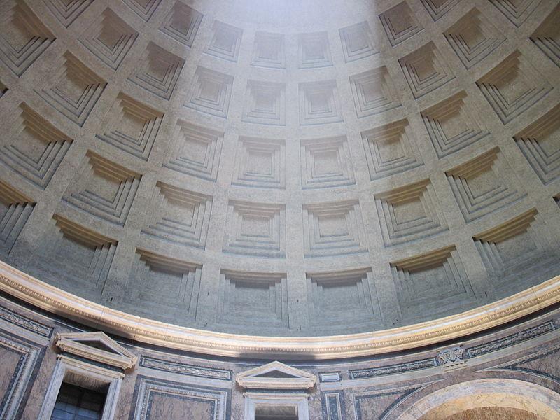 Kopuàa Panteonu w Rzymie, fot. ________ _______, (CC BY-SA 3.0)