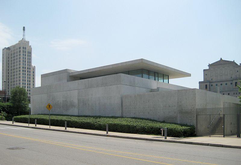 Pulitzer Foundation for the Arts, St. Louis, Missouri, USA,proj.Tadao Ando,fot.Garfield226,(CC BY-SA 3.0)
