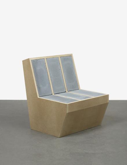 Sarah Lucas Furniture, ´r¢dào materiaày prasowe galerii Sadie Cole,www.sadiecoles.com